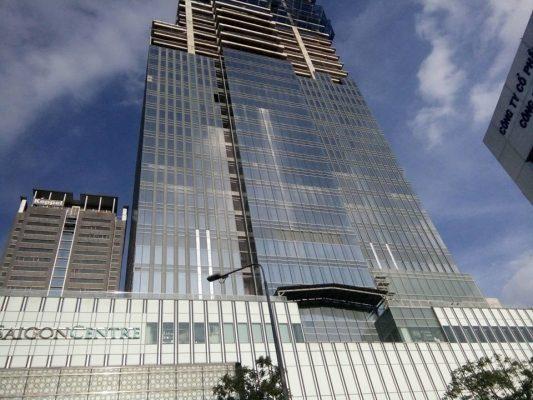 Cho thuê văn phòng Saigon Centre 2 Tower
